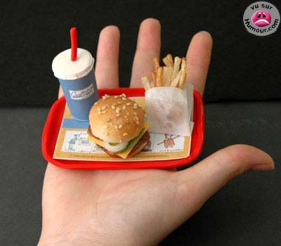 Table Des CalorieS -McdO